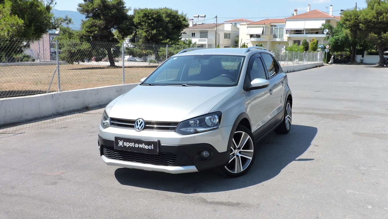 Volkswagen Polo Cross Polo 1.2 TSI του  2011