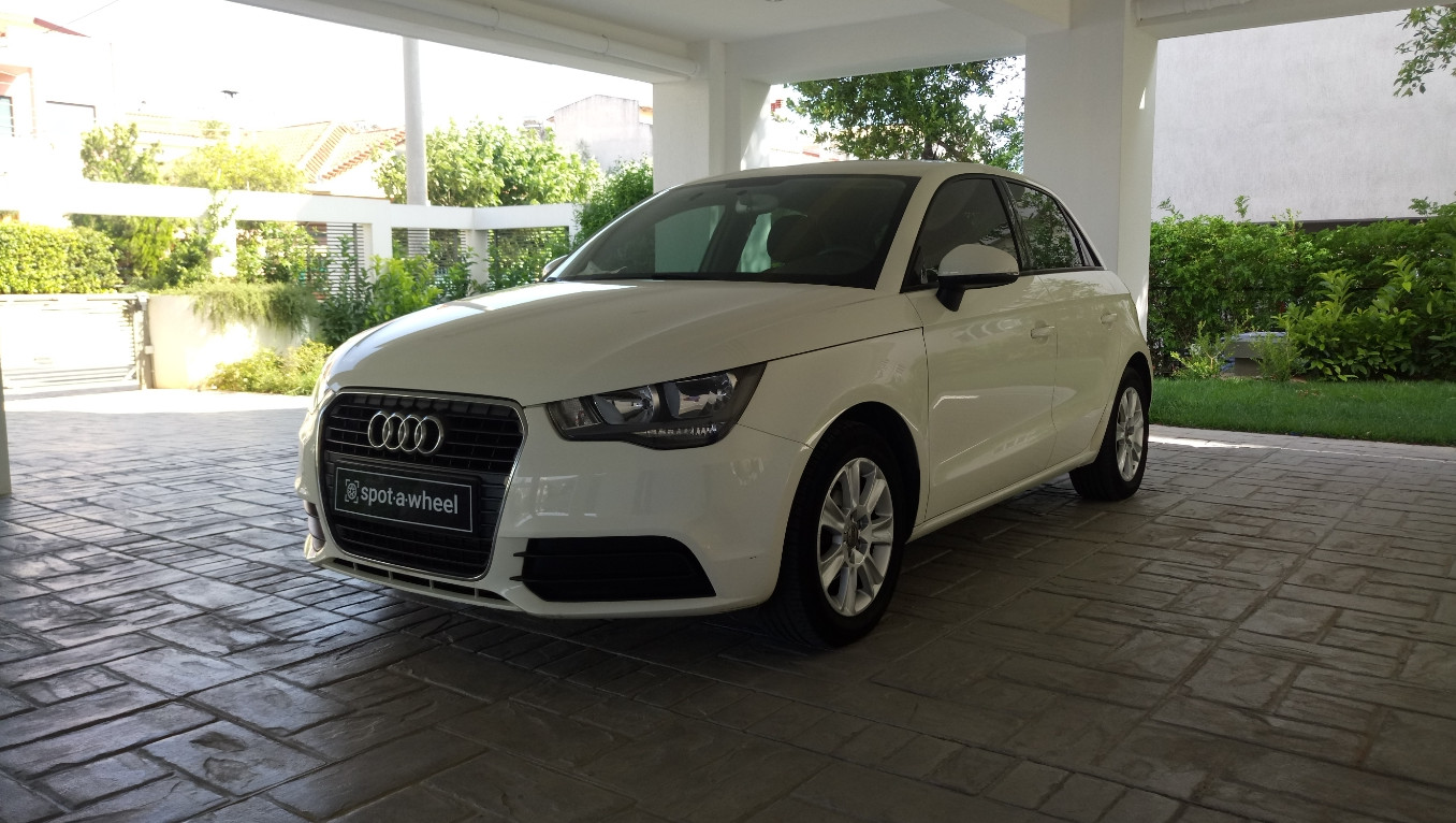 Audi A1 1.2 TFSI Attraction του  2012