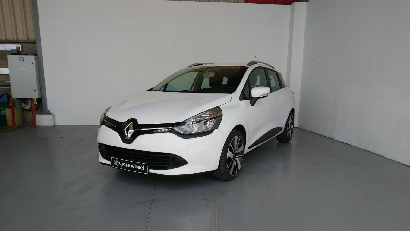 Renault Clio 1.5 dCi Estate Dynamic του  2013