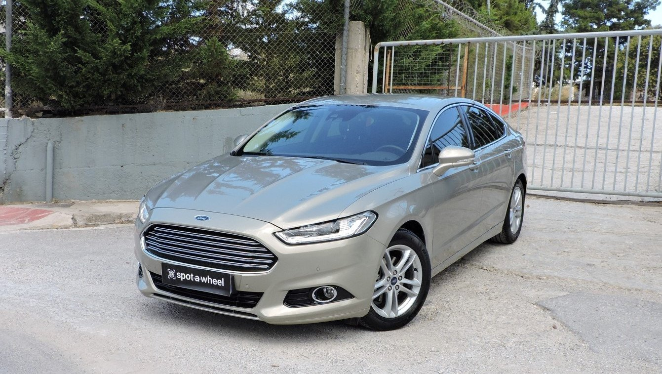 Ford Mondeo 1.5 TDCi του  2017