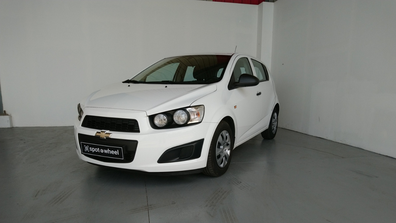 Chevrolet Aveo 1.3 75HP του  2012