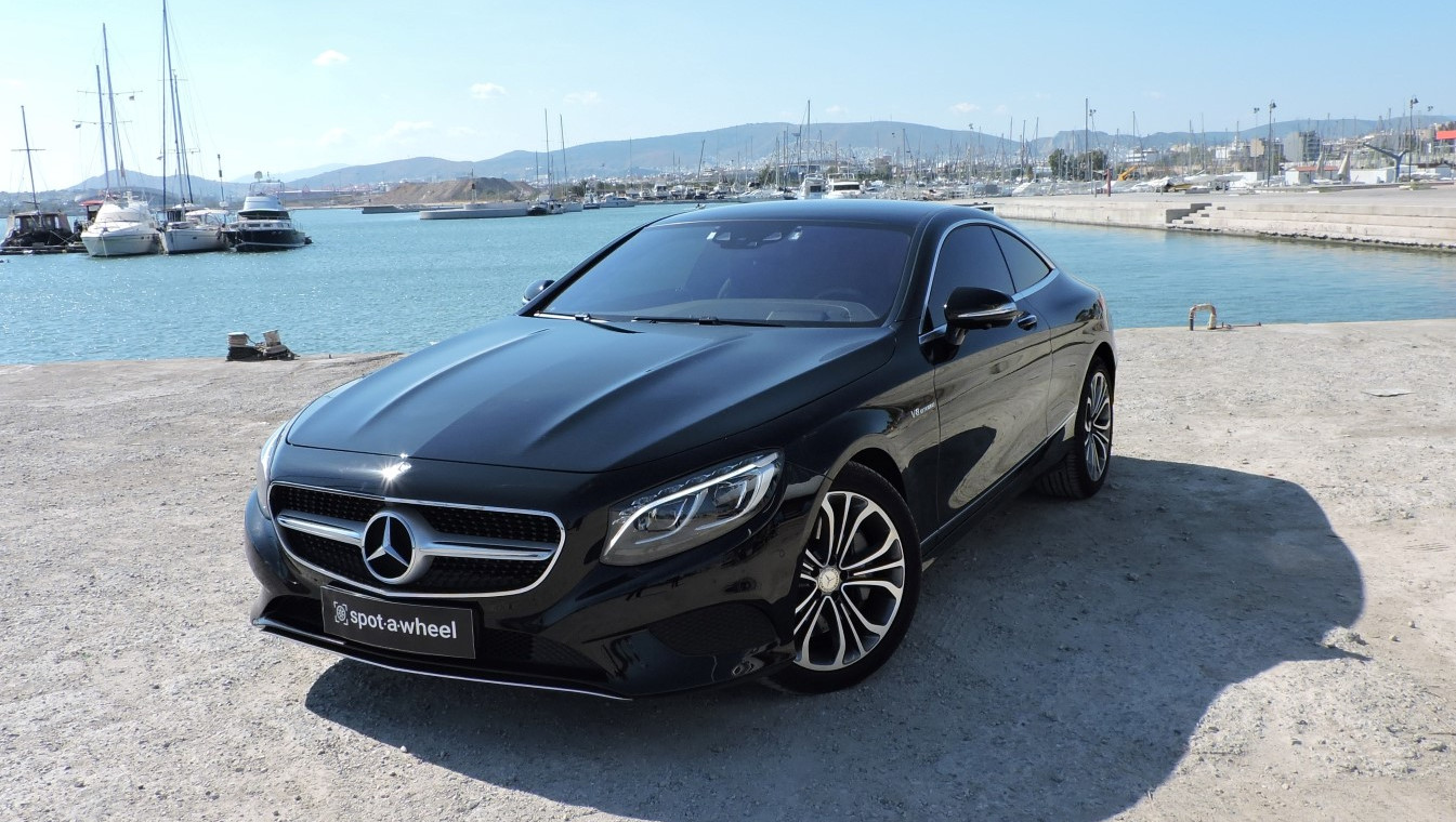 Mercedes-Benz S 500 Coupe 4MATIC V8 του  2015