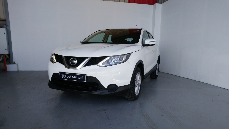 Nissan Qashqai N-Vision του  2016