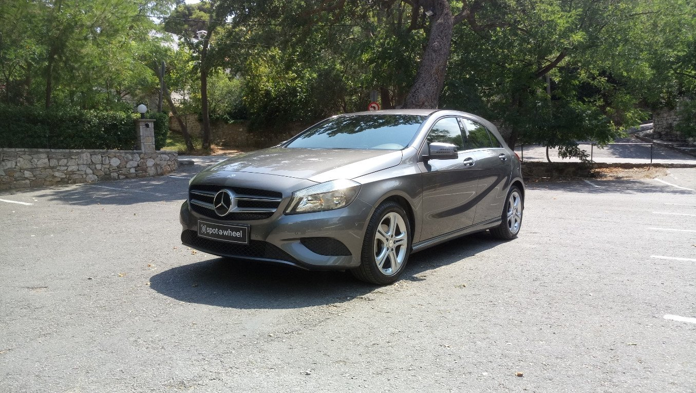Mercedes-Benz A 180 CDI Urban του  2015