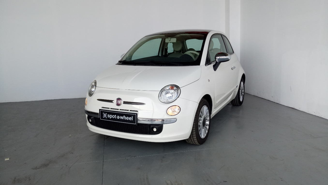 Fiat 500 Lounge του  2009