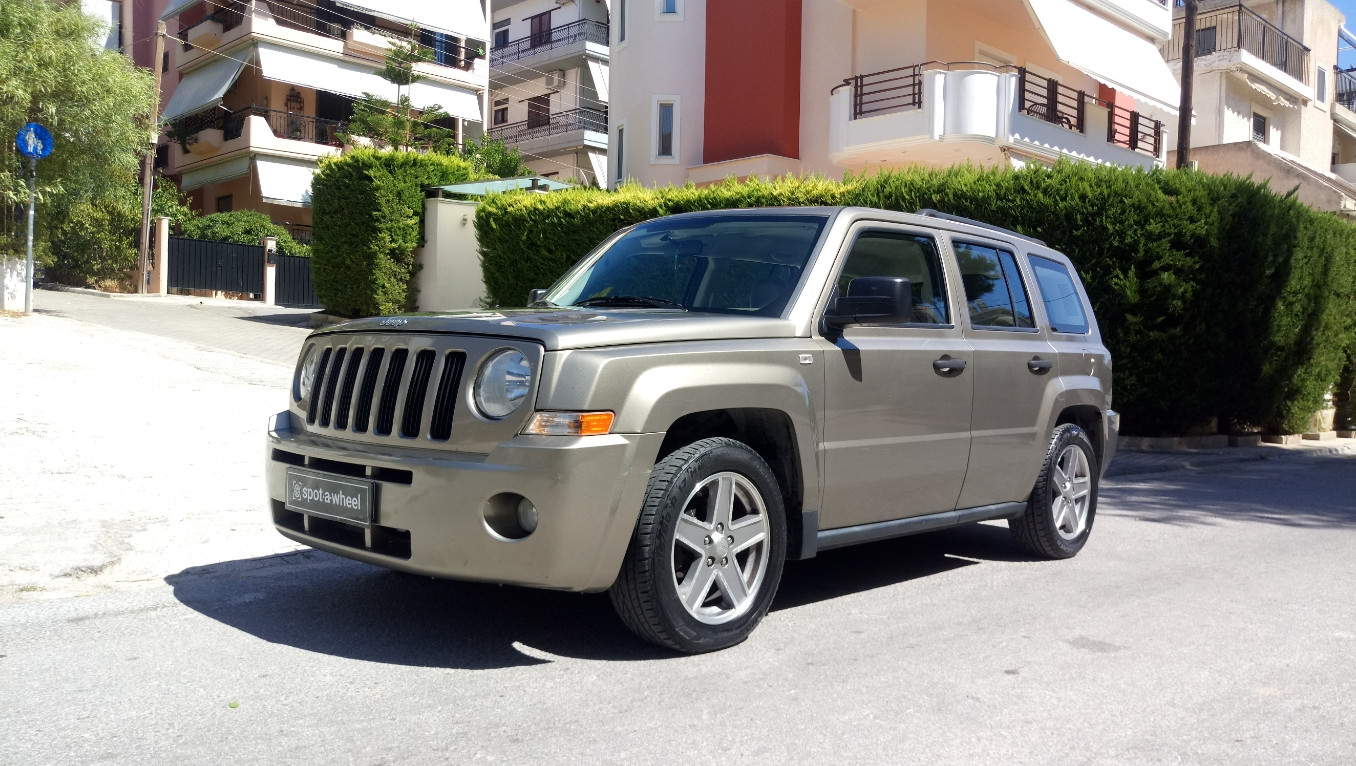 Jeep Patriot 4x4 του  2009