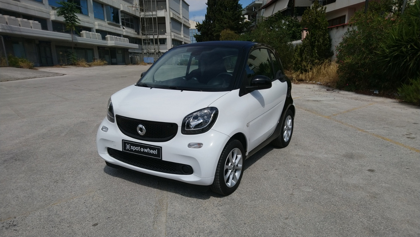 Smart ForTwo Basis Passion του 2015