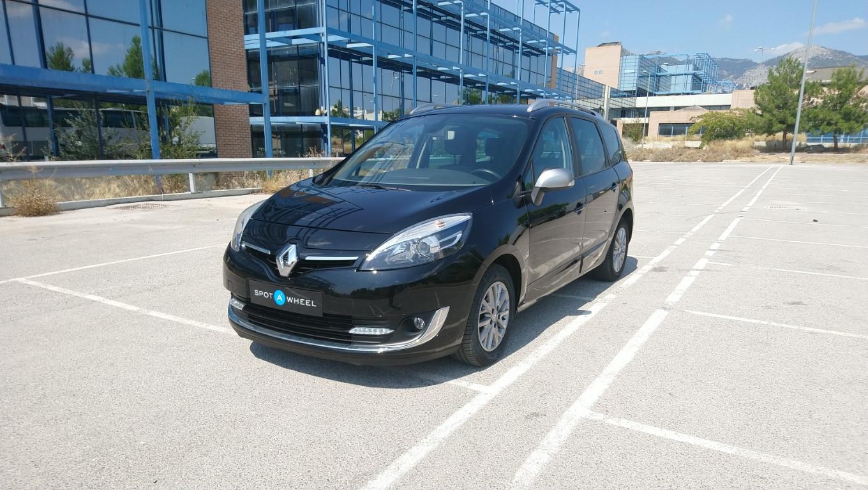 Renault Grand Scenic Dynamic του  2013