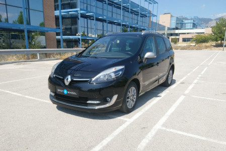 2013 Renault Grand Scenic - front-left exterior