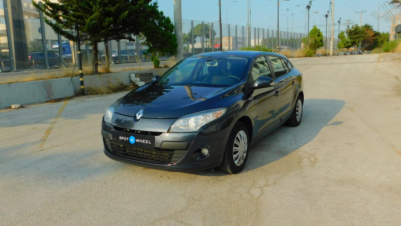 Renault Megane Estate 1.5 dCi του  2011