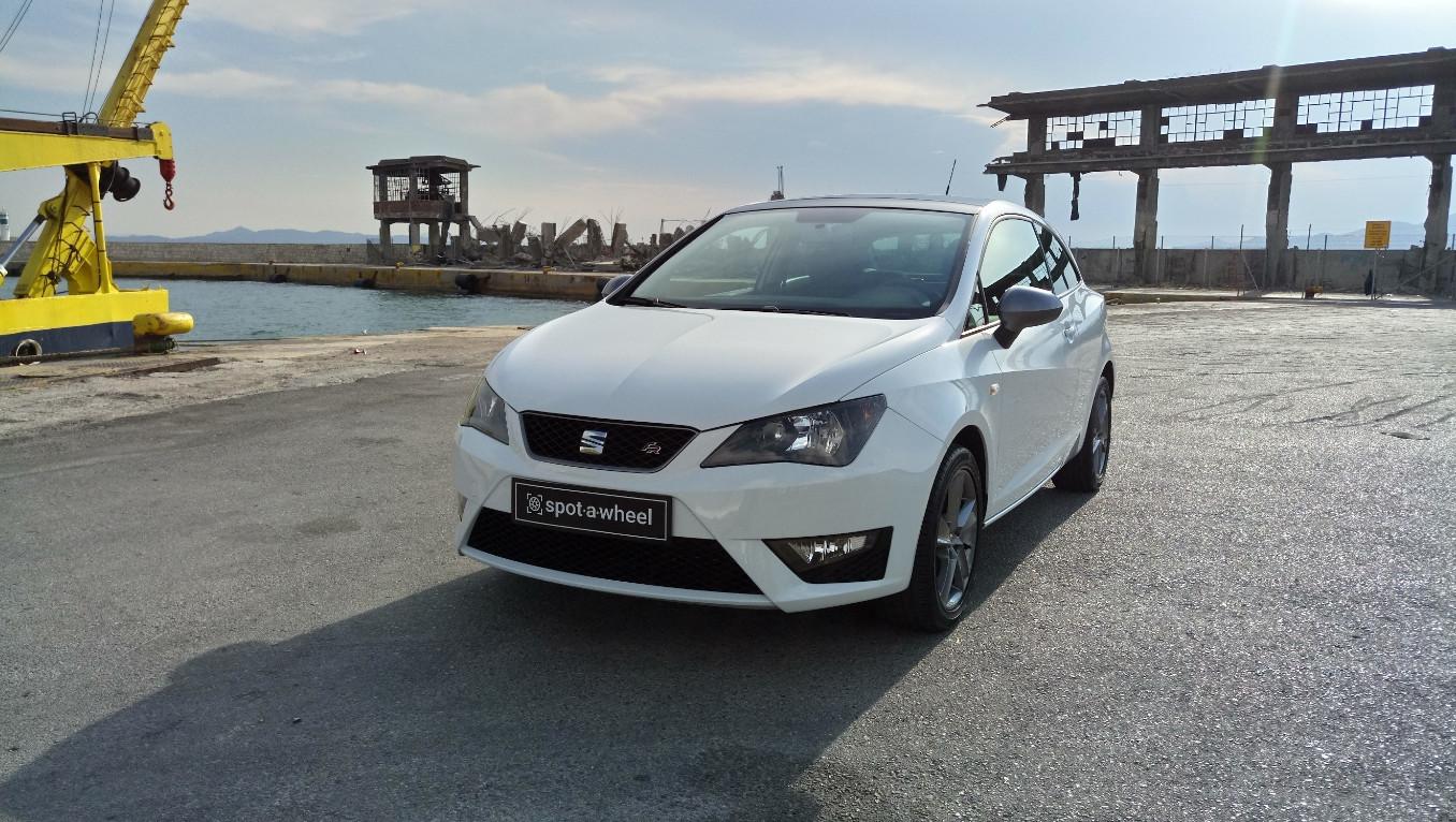 Seat Ibiza FR 1.4 TSI ACT του  2015