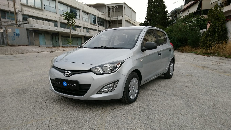 Hyundai i 20 City S του  2014