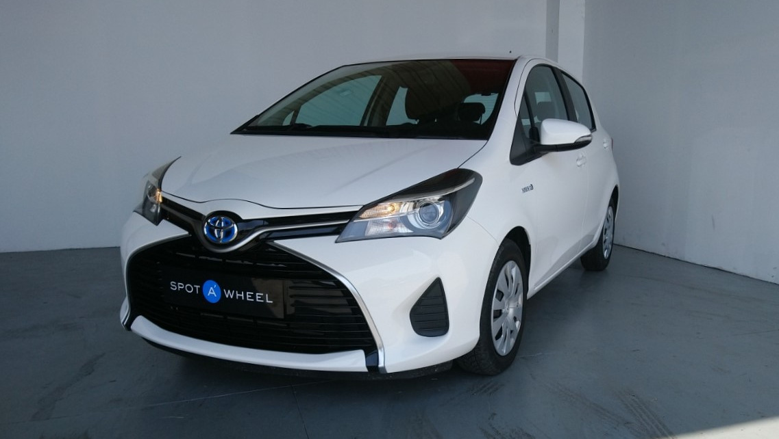 Toyota Yaris Hybrid Comfort του  2015