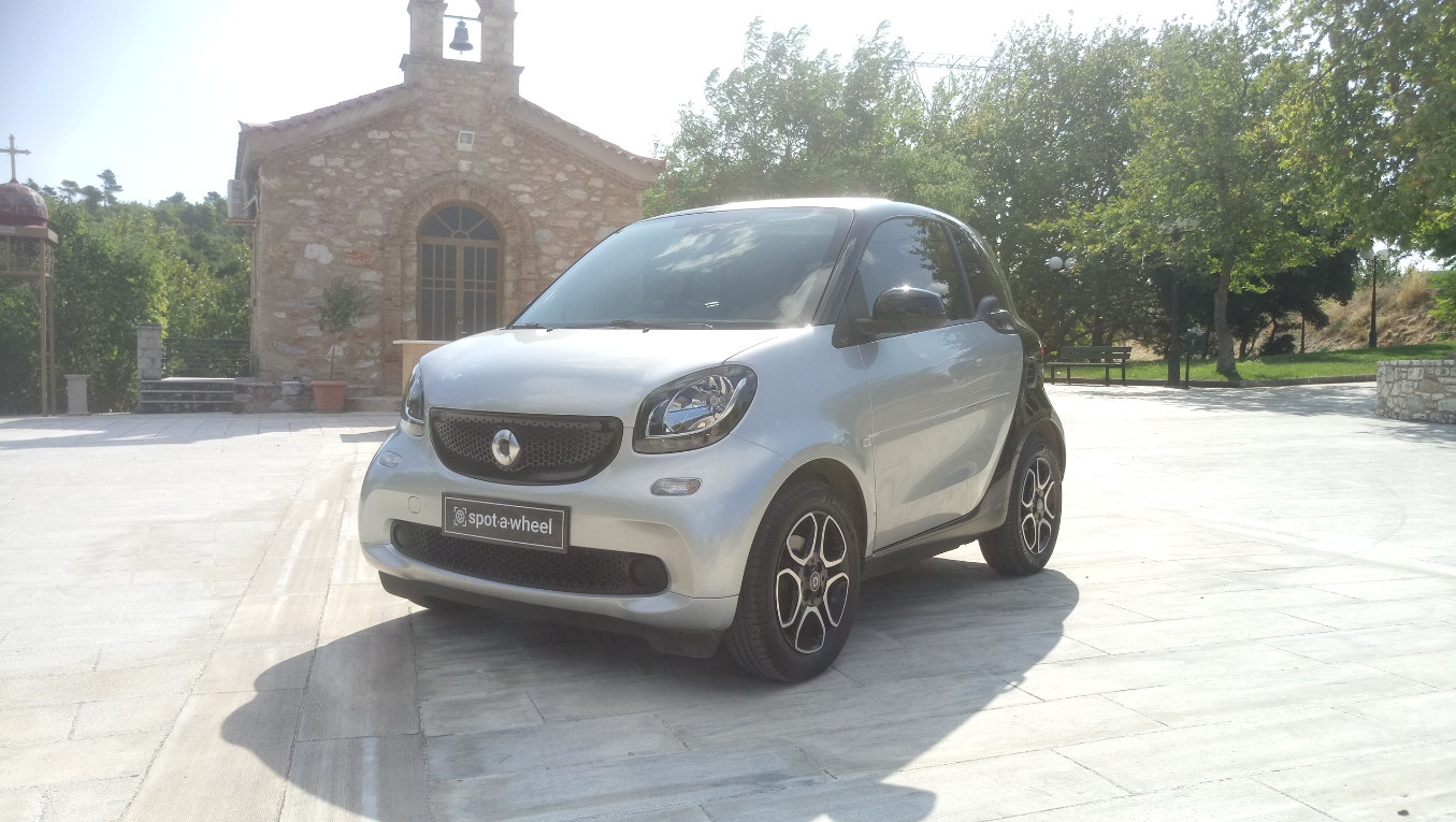 Smart ForTwo Prime του  2017