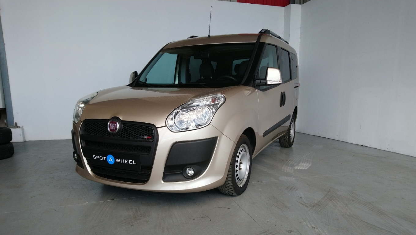 Fiat Doblo 1.6 Multijet Emotion του  2010