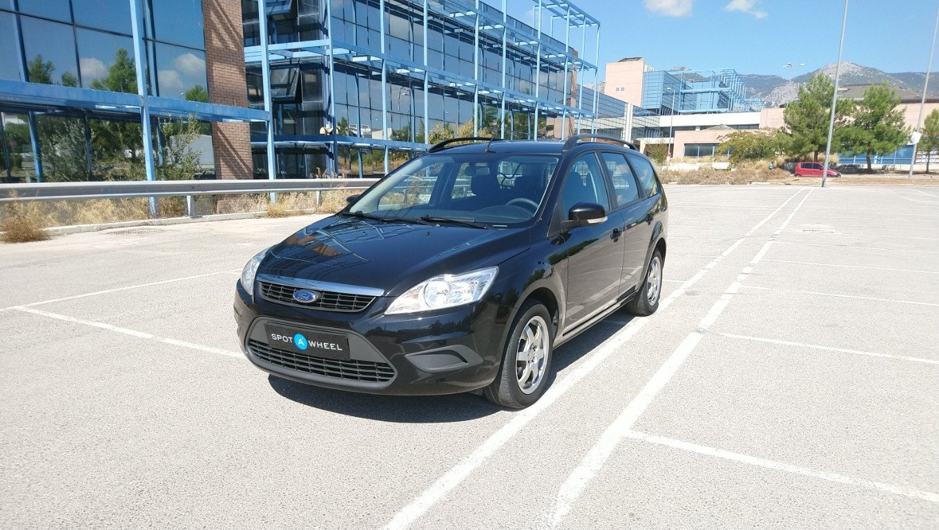 Ford Focus 1.6 TDCi Concept του  2010