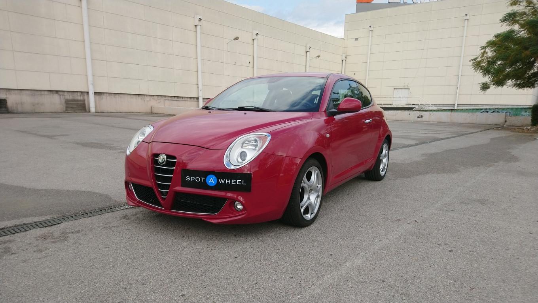 Alfa Romeo Mito Turismo του  2009