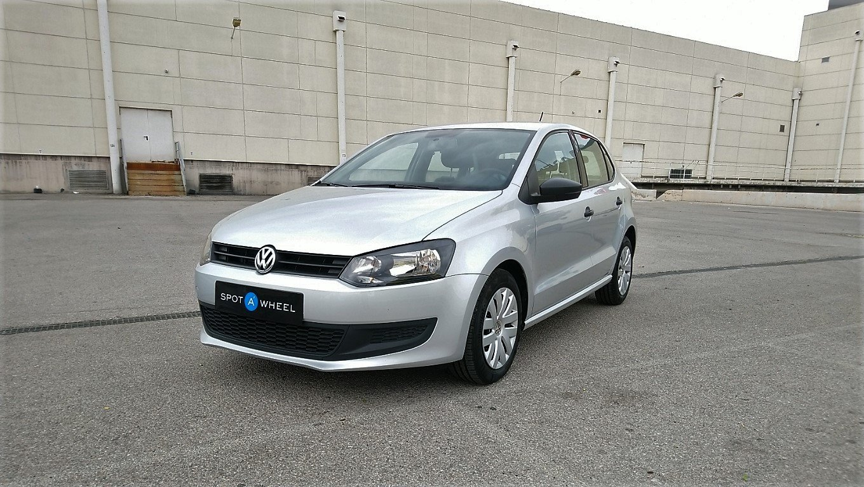 Volkswagen Polo 1.6 TDI Trendline του 2012