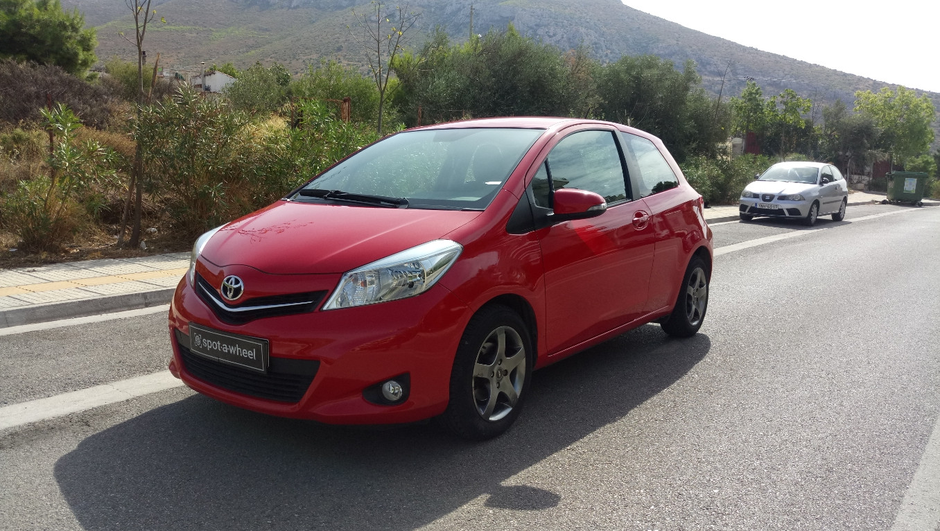 Toyota Yaris 1.33 DUAL VVT-i του  2014