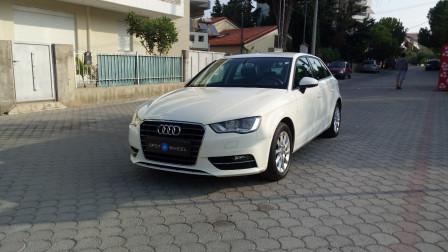 2014 Audi A3 - front-left exterior