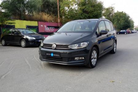 2015 Volkswagen Touran - front-left exterior