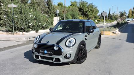 2018 Mini Cooper D - front-left exterior