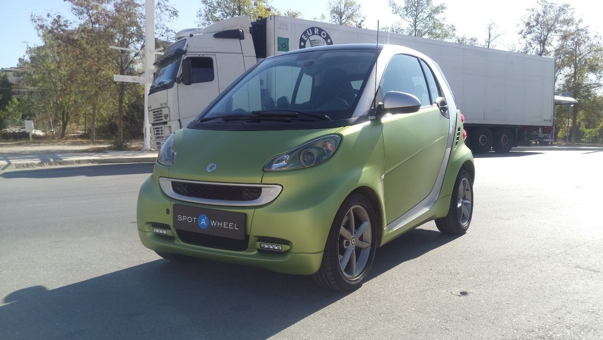 Smart ForTwo  του  2011