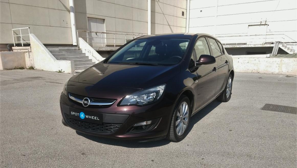 Opel Astra 1.6 CDTI του  2015