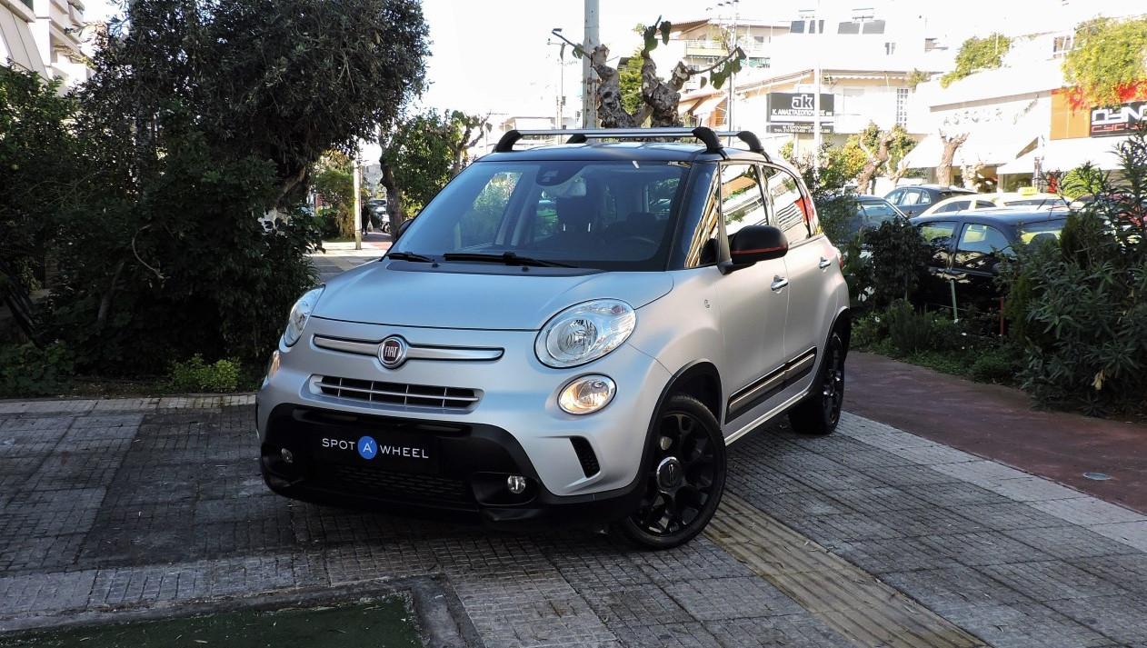 Fiat 500L Trekking  του  2014