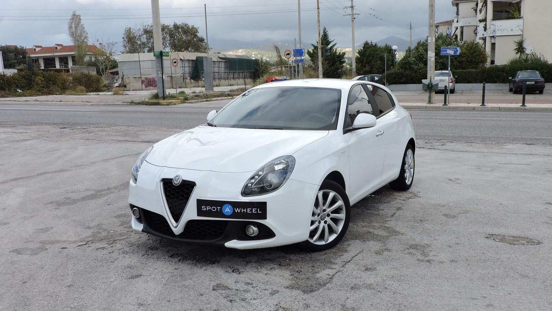 Alfa Romeo Giulietta 1.6 JTDm του  2017