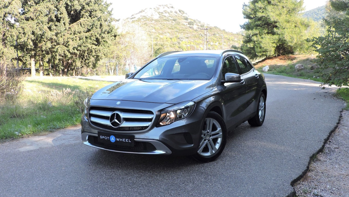 Mercedes-Benz GLA 180 d Urban του  2016