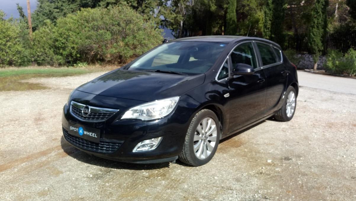 Opel Astra Edition του  2010