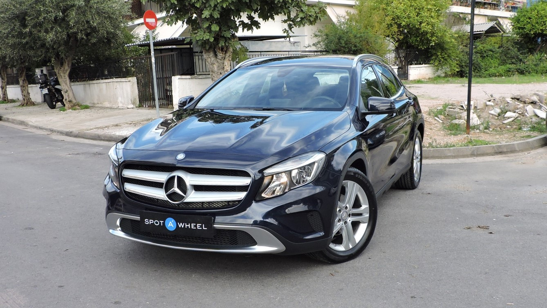Mercedes-Benz GLA 180 CDI του  2017