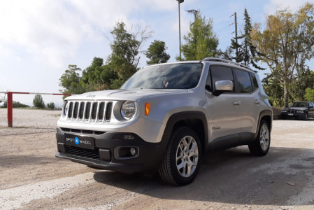 2014 Jeep Renegade - front-left exterior
