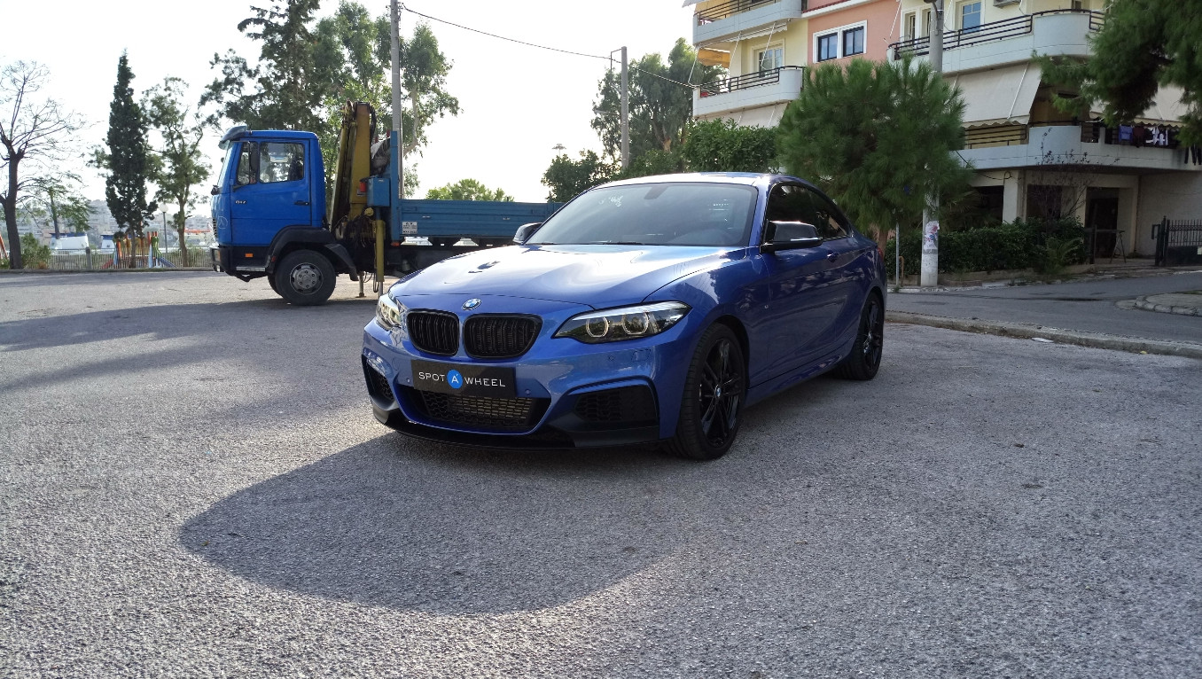 Bmw 218 i M Performance του  2018
