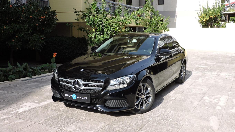Mercedes-Benz C 200 d Avantgarde του  2016