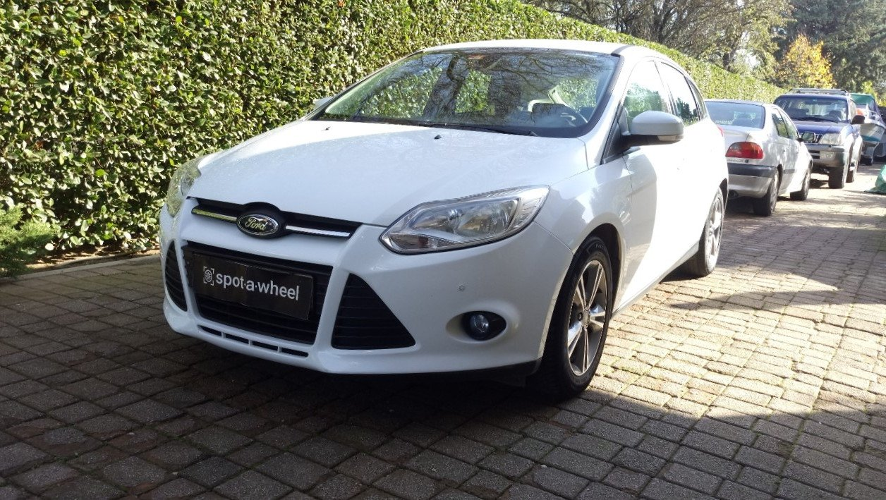 Ford Focus EcoBoost του  2014