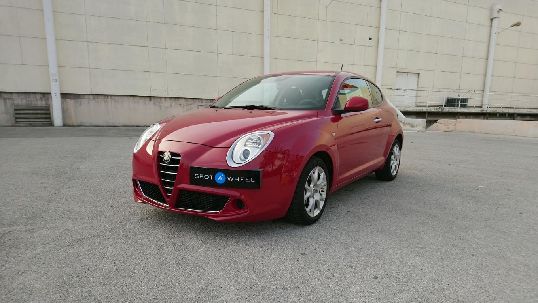 Alfa Romeo Mito Distinctive του  2010