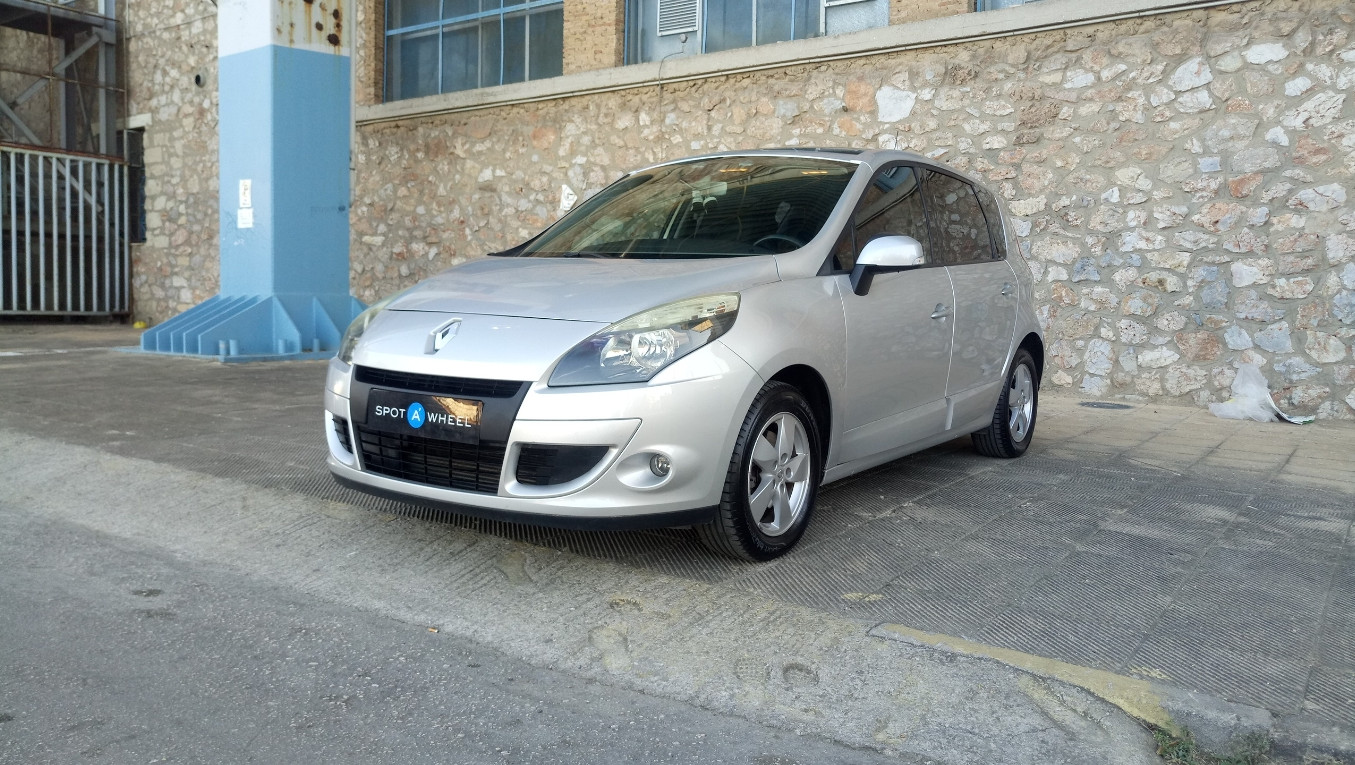 Renault Scenic Dynamic του  2010
