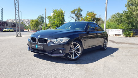 2015 Bmw 420 Gran Coupe - front-left exterior