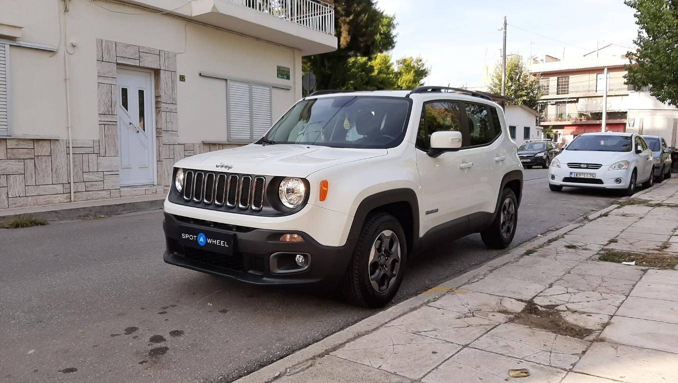 Jeep Renegade LONGITUDE 1.6 του  2017