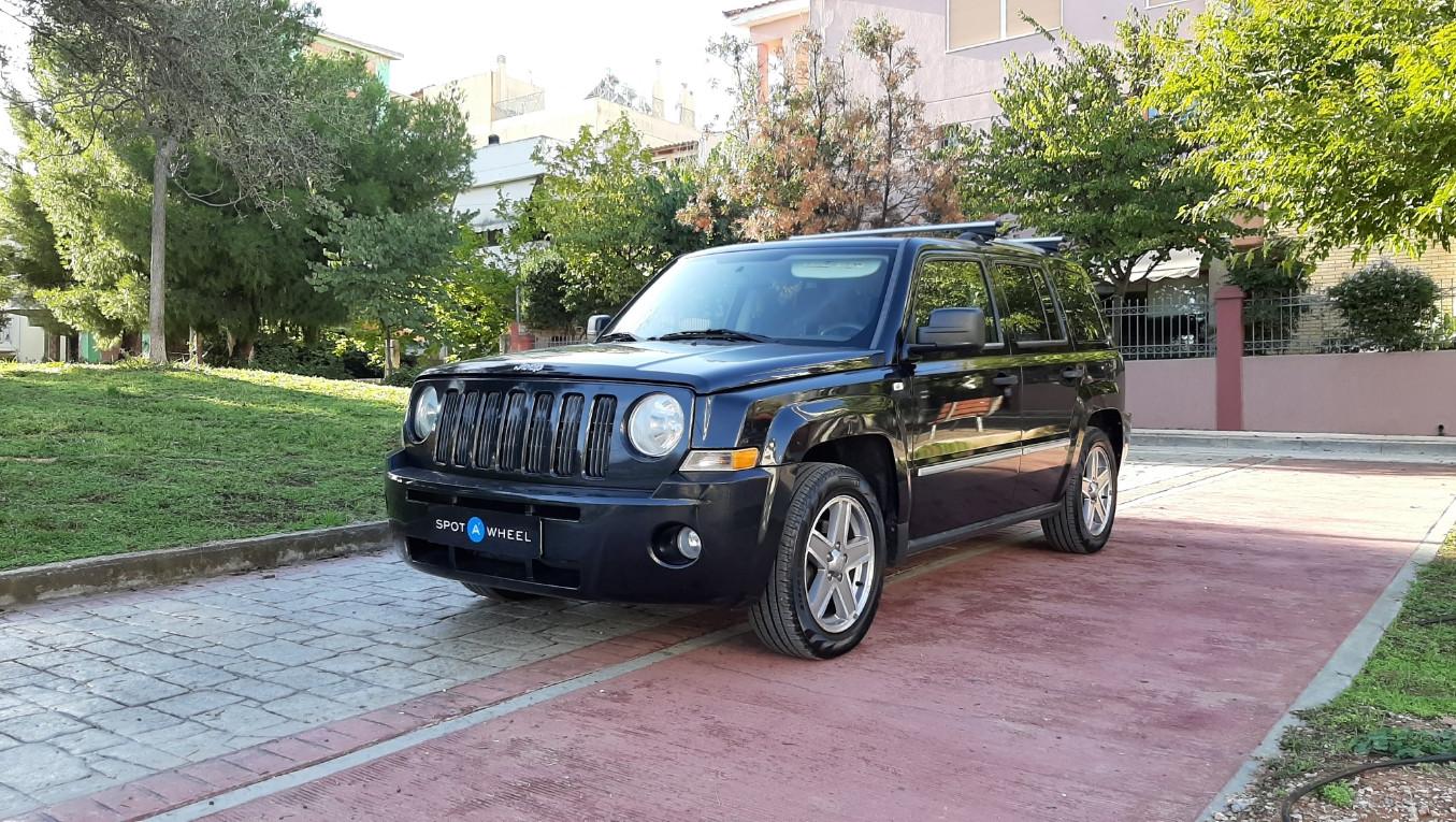 Jeep Patriot 2.4 Limited 4x4 του  2009