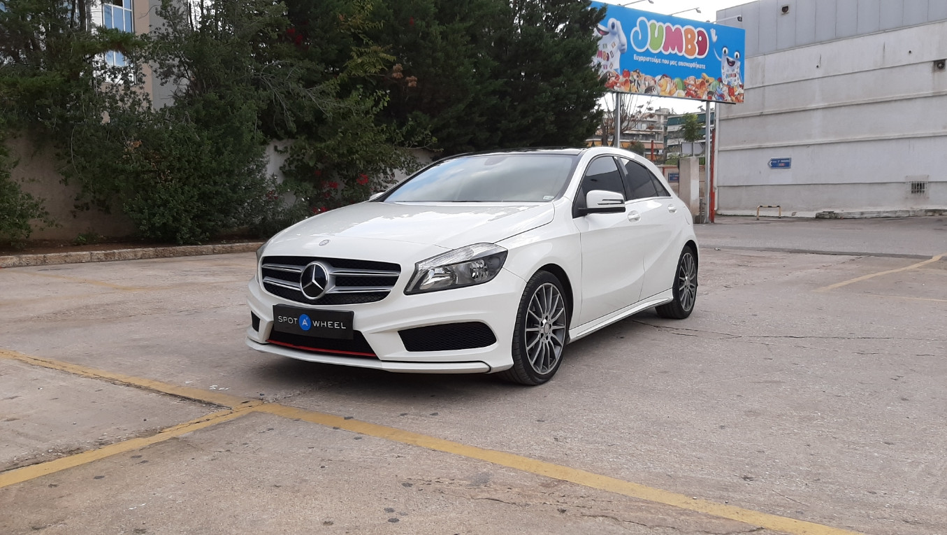 Mercedes-Benz A 180 AMG PANORAMA του  2014