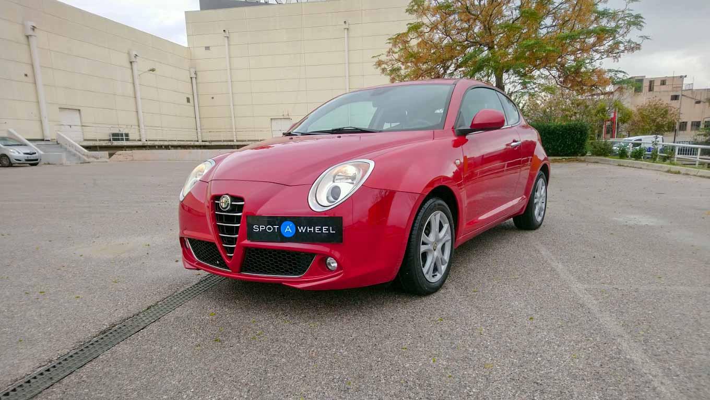 Alfa Romeo Mito Basis του  2009