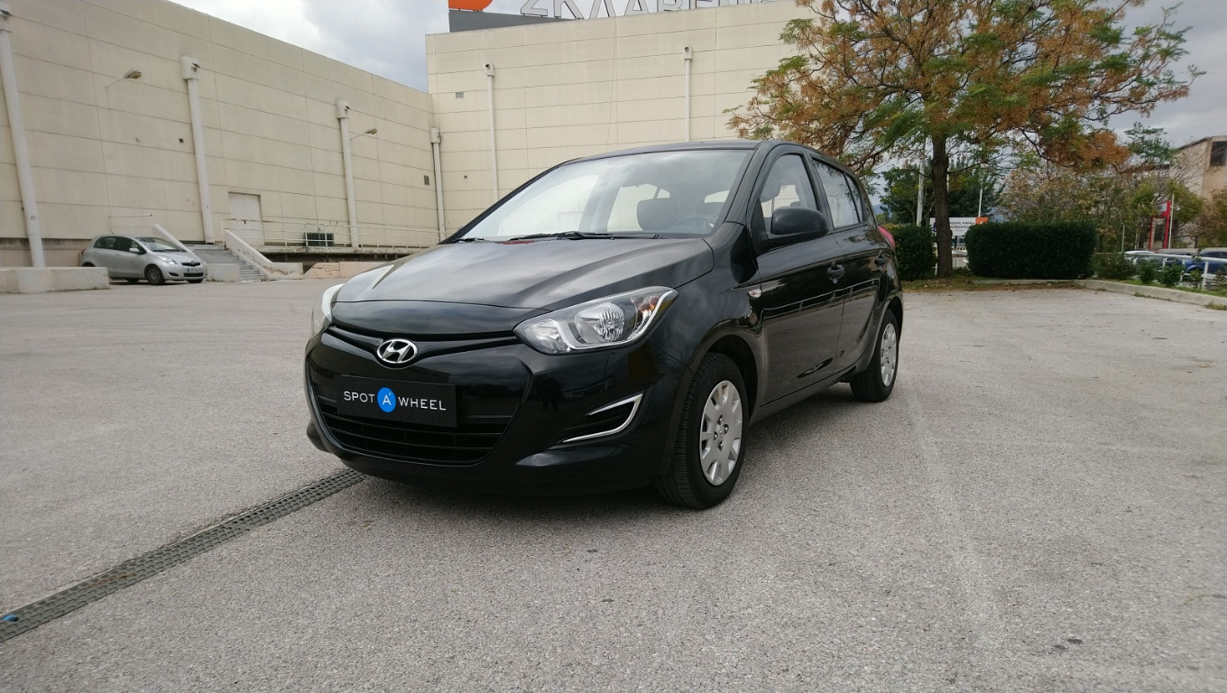 Hyundai i 20 FIFA World Cup Edition του  2014