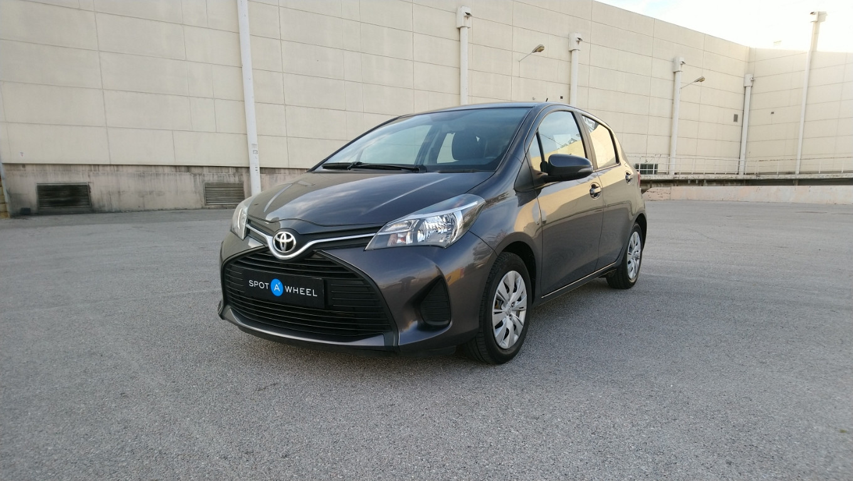 Toyota Yaris Live του  2016
