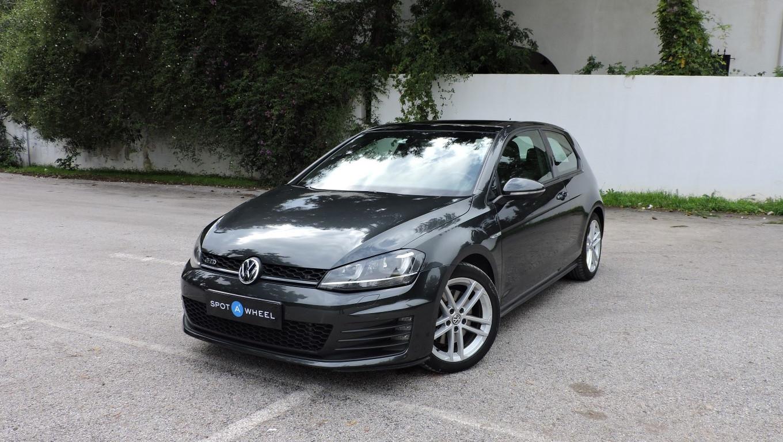 Volkswagen Golf GTD Panorama του  2014