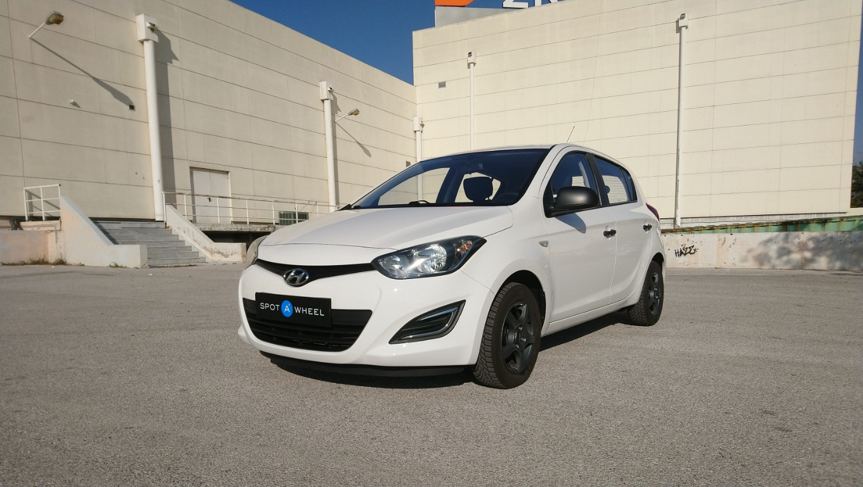 Hyundai i 20 FIFA World Cup Edition του  2013