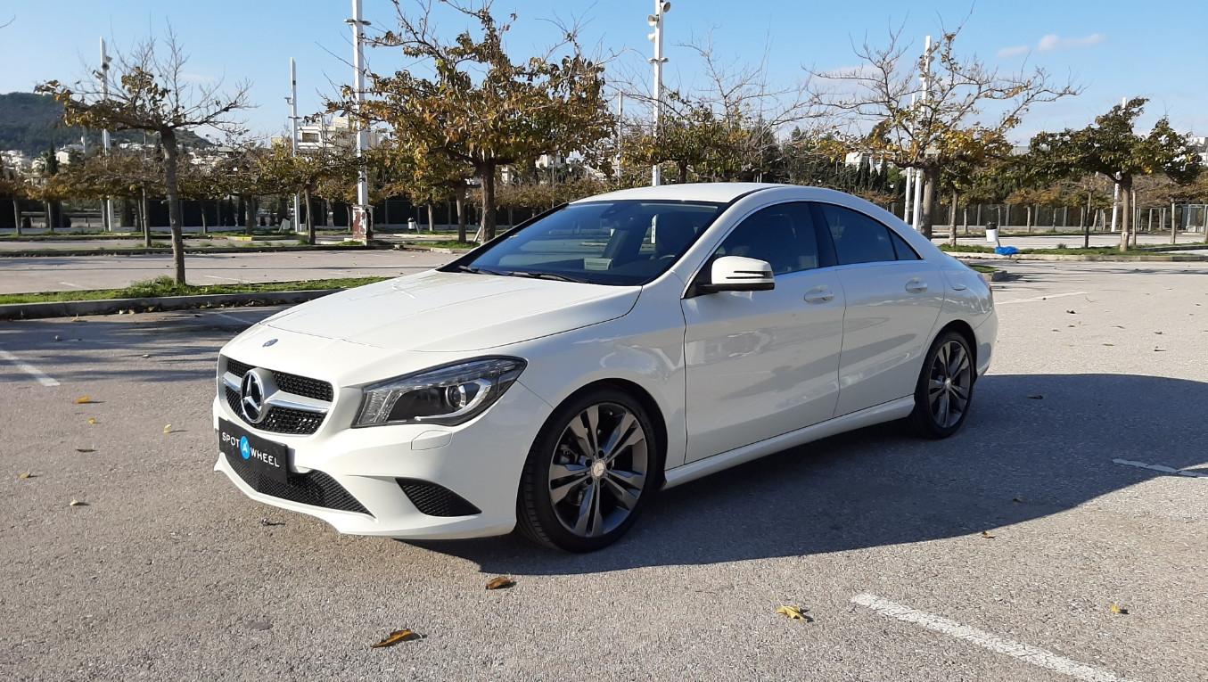 Mercedes-Benz CLA 180 CDI του  2015