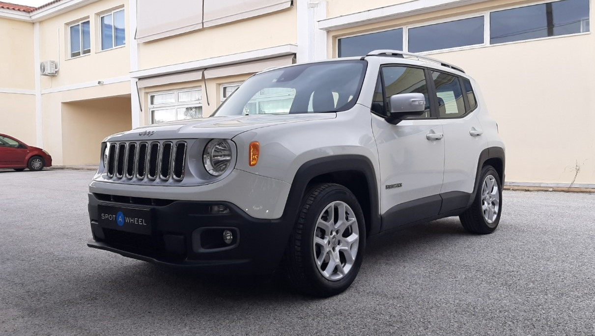 Jeep Renegade LIMITED EDITION του  2015